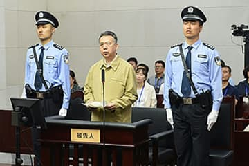Former Interpol chief Meng Hongwei is among a growing group of Communist Party cadres caught in President Xi Jinping's anti-graft campaign.