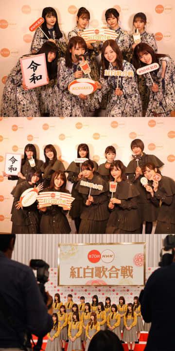 乃木坂46、欅坂46、日向坂46、出演TV番組『坂道テレビ』、未公開映像を盛り込んだ拡大版の放送決定!