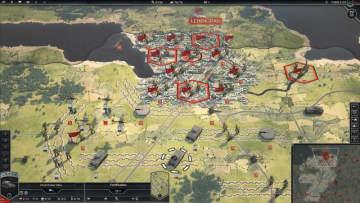 ターンベース第二次世界大戦ストラテジー新作『Panzer Corps 2』配信日決定!