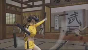 気分はカンフースター!VRヌンチャクACT『Kung Fu All-Star VR』早期アクセス開始
