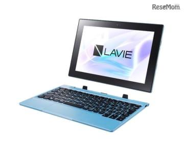 小中学生向けの「LAVIE First Mobile」
