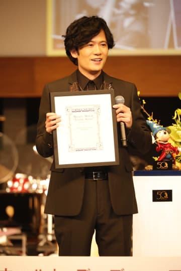 「ウォルト・ディズニー・アーカイブス コンサート」ナビゲーター:稲垣吾郎