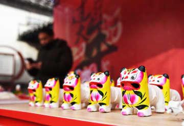 地元ならではの年越し用品で新年を迎えよう 山東省済南市