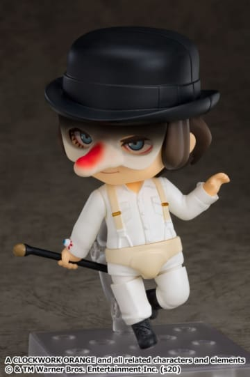 「ねんどろいど アレックス」 - A CLOCKWORK ORANGE and all related characters and elements (C) & TM Warner Bros. Entertainment Inc. (s20)