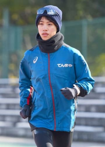 天満屋の小原と谷本が練習を公開 大阪国際女子マラソンへ決意 画像