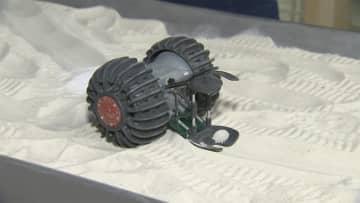 米も認めた月面ローバー 日本の匠の突破力