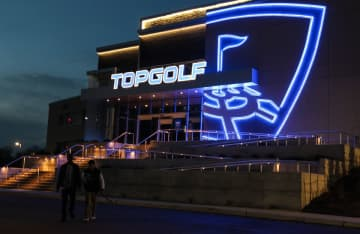 There are currently two Topgolf locations in New Jersey — one in Edison and one in Mount Laurel — along with a smaller indoor-only swing suite at the Ocean Casino Resort in Atlantic City. (Alexandra Pais | For NJ Advance Media)  (Alex Pais*/)