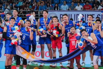 UAAP puts women's and men's volleyball on equal footing