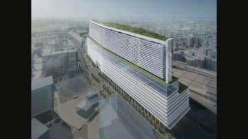 「名駅巨大ビル」共同開発で基本合意へ 名鉄など4社