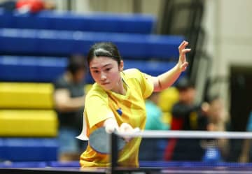 【Tリーグ】全日本ジュニア8強の17歳・麻生麗名、日本生命に加入