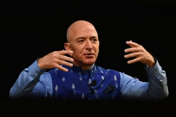 Amazon founder Jeff Bezos owns The Washington Post, where murdered journalist Jamal Khashoggi was a contributing columnist.