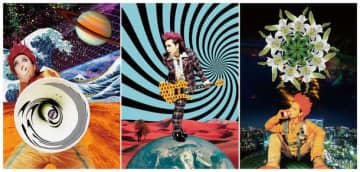 X JAPANギタリストhideの公式BOOK「#hide2020 Visual art Exhibition」豪華仕様特別版、代官山 蔦屋書店限定で販売開始!