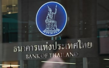 The Bank of Thailand said monetary policy should remain accommodative for some time to support economic growth and help inflation return to target. (Bangkok Post photo)