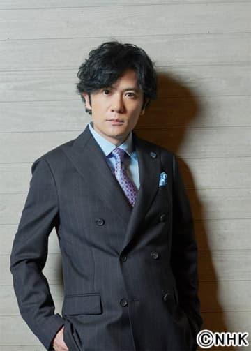 稲垣吾郎が「スカーレット」出演!! 約30年ぶりの朝ドラでヒロイン息子の主治医役!