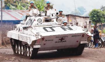 Contradictions on UN peacekeeping