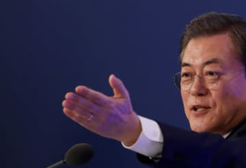 President Moon Jae-in has been criticised for an economic policy that some say has hurt those it is intended to help.