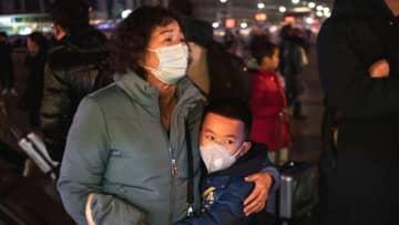 新型ウイルス、死者9人に 中国が武漢への出入り自粛を勧告