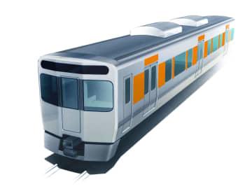 JR東海が開発する在来線の新型車両のイメージ(同社提供)