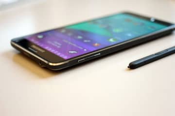 The Samsung Galaxy Note 7. (Image credit: Flickr/Maurizio Pesce)