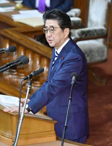 首相、「桜見る会」の私物化否定 カジノ巡り野党と激しく対立 画像