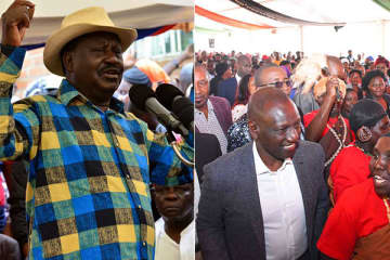 Ruto U-turn on BBI report sets up stage for clash with Raila