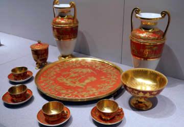 鄭州博物館でナポレオン文化財中国巡回展始まる 河南省