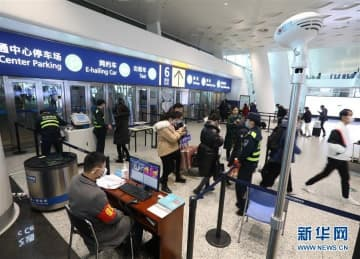 武漢市で出入りに対する管理・コントロールを実施―中国