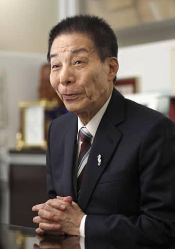 古賀誠自民党元幹事長