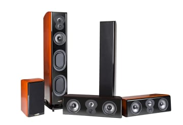 Polk Audio LSiM speakers. - polkaudio.com/TNS/TNS
