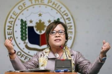 SC junks De Lima's petition vs Duterte