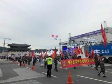 韓国のデモは年間9万件!なぜこれほど多いのか―中国メディア