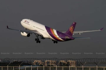 Thai Airways International may lease aircraft along with cabin staff as part of fleet and service improvement options.