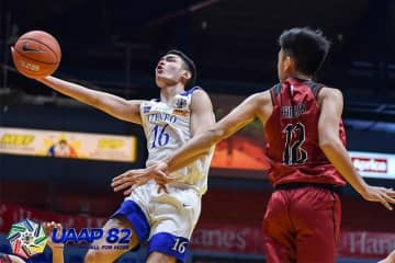Batang Gilas vet Josh Lazaro on trusting the process with the Blue Eaglets