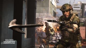 『CoD:MW』追加のロードアウト枠や新武器「クロスボウ」などを実装するアップデートが配信開始
