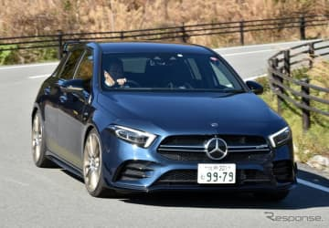 メルセデスAMG A35 4MATIC Edition 1