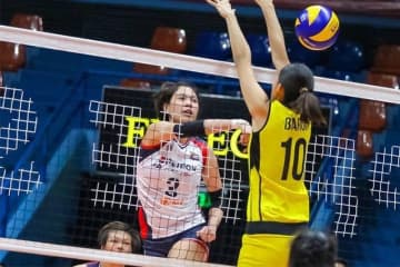 Mika Reyes leaves Petron for Sta. Lucia in Superliga