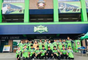 鎌ケ谷スタジアムで活動するインターンシップ生を募集【写真提供:北海道日本ハムファイターズ】