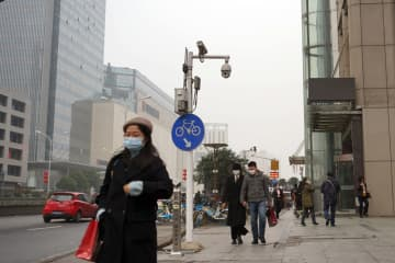 武漢市でマスク着用を要求 新型肺炎への対策を強化