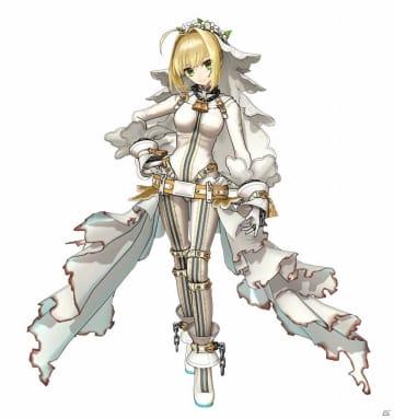 「Fate/Grand Order Arcade」1月24日に「★5(SSR)ネロ・クラウディウス〔ブライド〕」が実装!