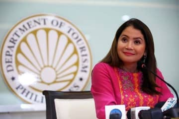 DOT: Use of Tourism chief Puyat's name in solicitation drives unauthorized