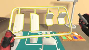VRで体験するプラモデル制作シミュ『Model Kit Simulator VR』Steamで配信開始!