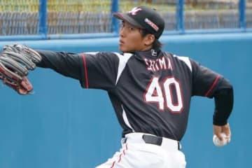 昨季限りで現役を引退した島孝明【写真:荒川祐史】