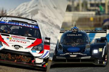 J SPORTS、WRC開幕戦モンテカルロとデイトナ24時間を生中継。その他国内外レースも