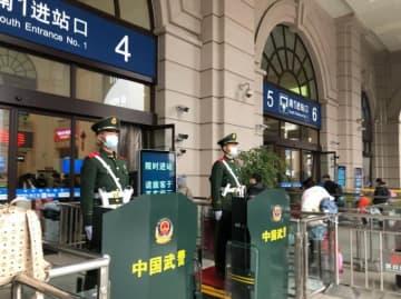 中国・太原の鉄道局、職員に「マスク着用禁止」で物議―米華字メディア