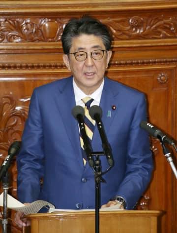 首相、桜見る会招待漏れ数示さず 事務所推薦「名簿廃棄で」 画像