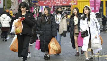 去年访韩日本人增加11% 七年来再超300万
