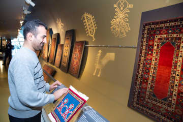 Moscow to host exhibition of Azerbaijani carpets