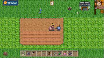 農場シム『きみはぶたのおせわがかり』PC向けに正式リリース―機械を設置してドローンで水やり