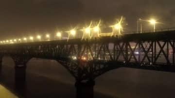 「春運」迎えた九江長江大橋、点検・整備を強化