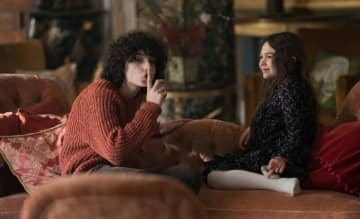 """Finn Wolfhard and Brooklynn Prince in The Turning."" - Storyteller Distribution Co./Storyteller Distribution Co./TNS"